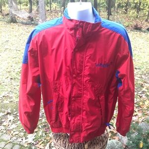 Vintage Whistler Ski resort men's jacket